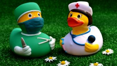 小児科入院付き添い体験記①